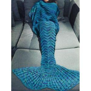 Accessories - Adult Mermaid Blanket